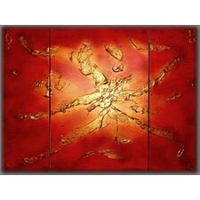 Sport 3 Piece Original Painting on Canvas Set