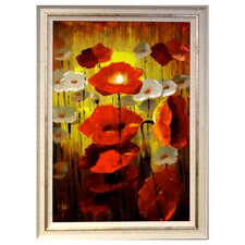 Spring Arise Framed Original Painting