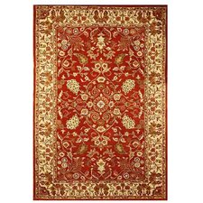 <strong>Acura Rugs</strong> Artios Red/Gold Rug