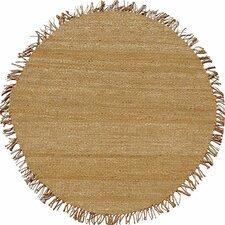 Jute Natural Brown Area Rug