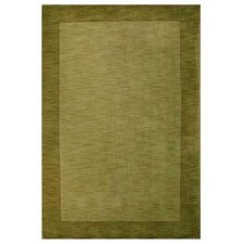 Loom Green/Dark Green Rug