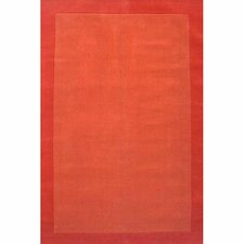 Loom Orange/Dark Orange Rug