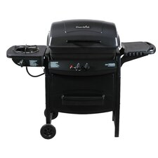 Classic 2 Burner Gas Grill with Side Burner