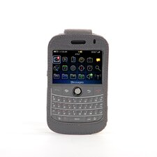 Blackberry Bold Classic Leather Sleeve in Gray