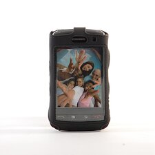 Blackberry Storm Sport Sleeve Case with Clip in Black