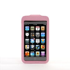 iTouch Classic Leather Sleeve in Pink