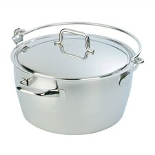 Resto 10.6-qt. Stock Pot with Lid