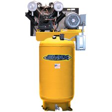80 Gallon 7.5 HP Statonary Air Compressor