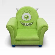 <strong>Delta Children</strong> Monsters University Upholstered Chair