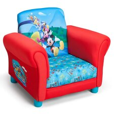 <strong>Delta Children</strong> Disney Mickey Mouse Kids Club Chair