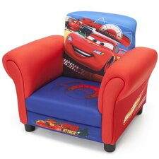 <strong>Delta Children</strong> Disney Pixar's Cars 2 Kids Club Chair