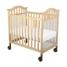 Preston Child Care Fixed-Side Crib