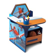 Planes Kid Desk Chair