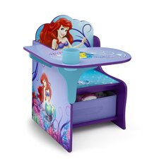 Little Mermaid Kid Desk Chair