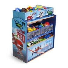 Planes Multi-Bin Toy Organizer