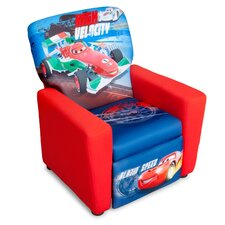 Disney Pixar's Cars Kids Recliner