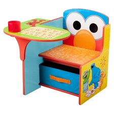 <strong>Delta Children</strong> Sesame Street Kid's Desk Chair