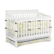 <strong>Delta Children</strong> Silverton Sleigh Convertible Crib
