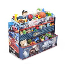 Disney Pixar Cars Toy Organizer