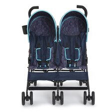 Night Sky LX Side by Side Stroller