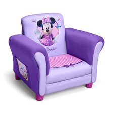 Disney Minnie Mouse Kids Club Chair