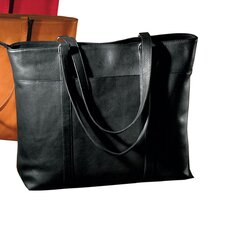 Vaqueta Napa Women's Leather Laptop Briefcase
