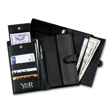 Multi Currency Passport Case