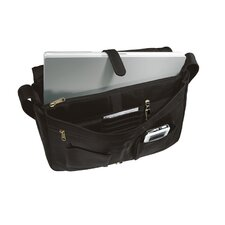 Vaqueta Napa Leather Laptop Briefcase