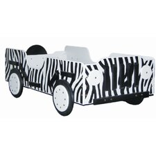 <strong>Just Kids Stuff</strong> Safari Toddler Bed