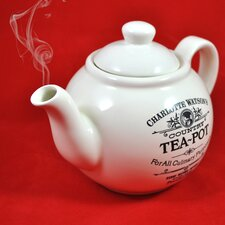 Charlotte Watson Large Four Cup Teapot in Cream