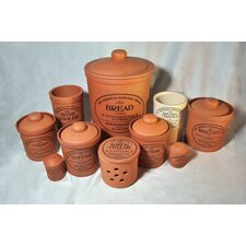 Original Suffolk 9 Piece Kitchenwares Container Set