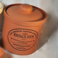 Original Suffolk Large Biscuit Canister
