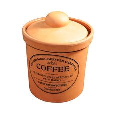 Original Suffolk 28 Oz Coffee Canister