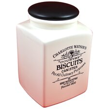 Charlotte Watson 80 Oz Biscuit Canister