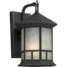 <strong>Forte Lighting</strong> Outdoor Wall Lantern
