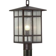 "Outdoor 1 Light 10"" Post Lantern"