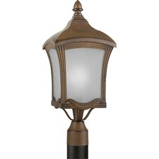 "Outdoor 1 Light 21"" Post Lantern"