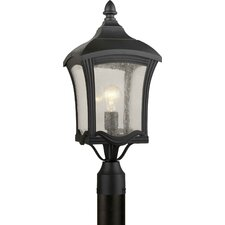 "Outdoor 1 Light 9"" Post Lantern"