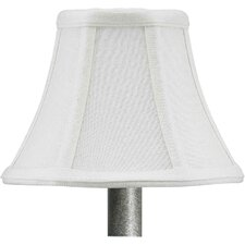 "6.25"" Fabric Empire Lamp Shade"