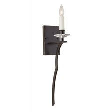 Balmoral 1 Light Bracket Wall Sconce
