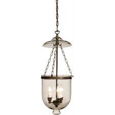 Apothecary 3 Light Foyer Pendant