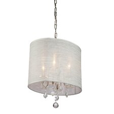 Claremont 3 Light Mini Chandelier