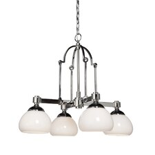 Lincoln 4 Light Chandelier