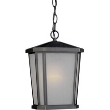 Hampton 1 Light Outdoor Pendant