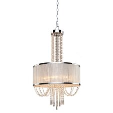 Valenzia 6 Light Drum Chandelier