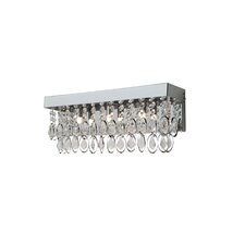 Elegante 3 Light Bathroom Vanity Light
