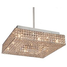 Bella Vista 8 Light Pendant