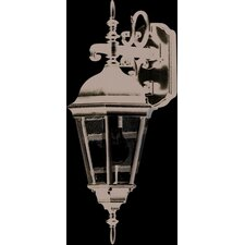 <strong>Artcraft Lighting</strong> Tudor 1 Light Outdoor Wall Lantern