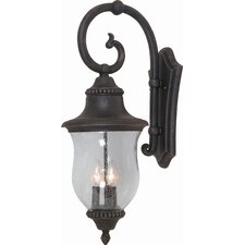 <strong>Artcraft Lighting</strong> Premiere 3 Light Down Light Wall Lantern