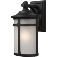 St. Moritz 1 Light Outdoor Wall Lantern